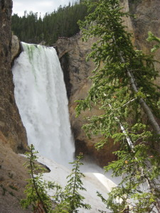 Lower Falls, from Uncle Tom's Trail